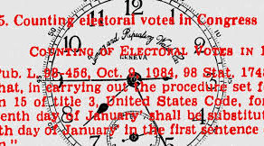 Calming Our Nightmares: Six Things to Understand about the Way Electoral College Votes Are Counted