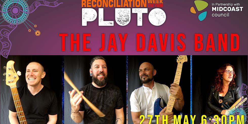 Jay Davis Band LIVE