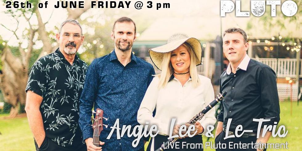 Angie Lee & Le Trio