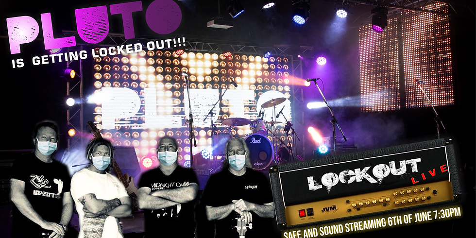 Lockout Live at Pluto