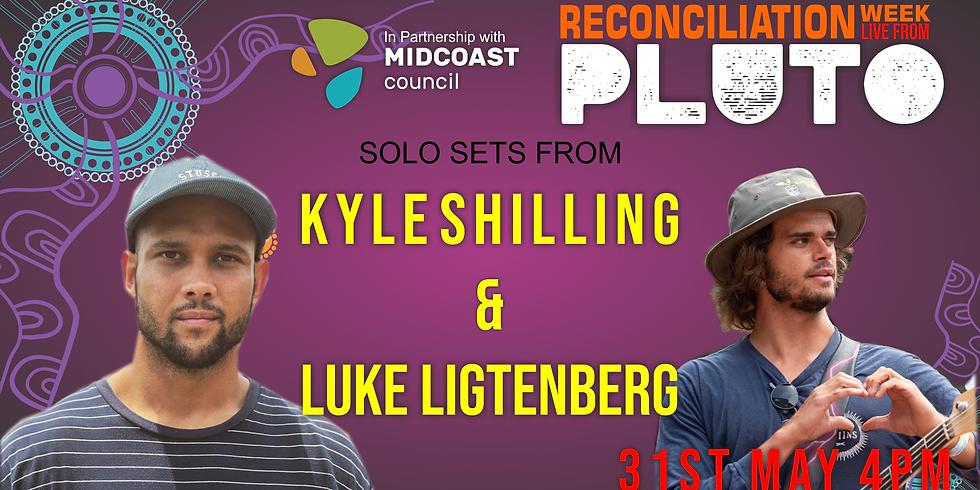 Kyle Shillling & Luke Ligtenberg Solo Sets LIVE