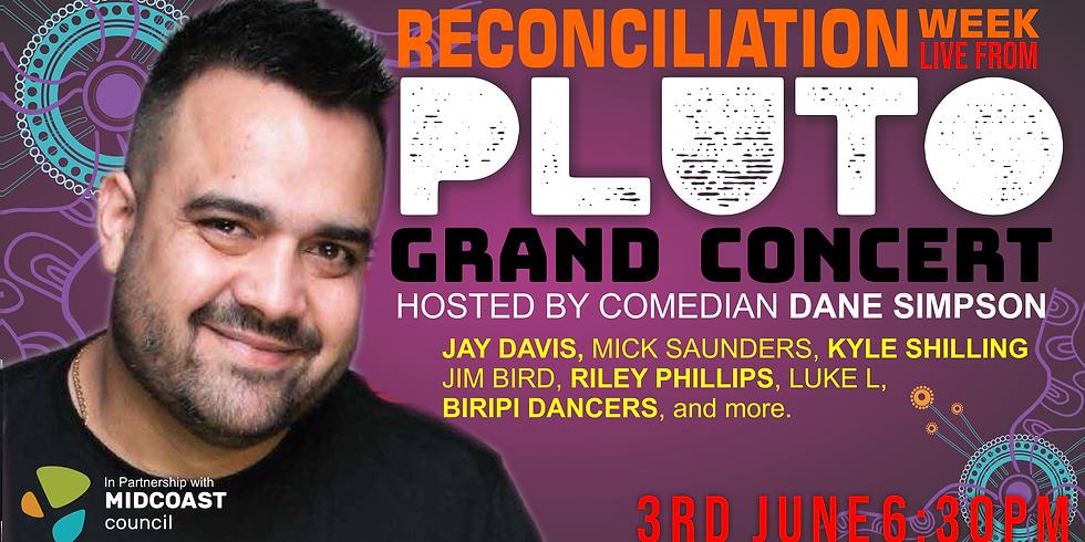 Reconciliation Grand Concert with Dane Simpson