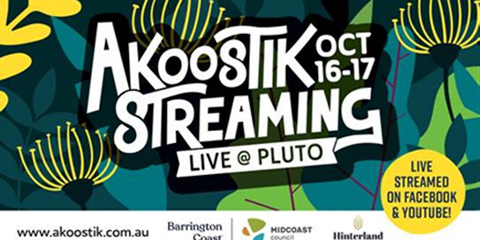 Akoostik Festival Live Stream Day 2