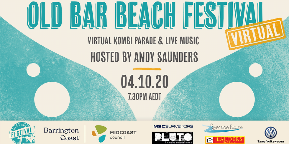 Old Bar Beach Festival 2020 Live Stream