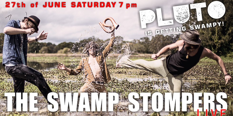 Swamp Stompers Live
