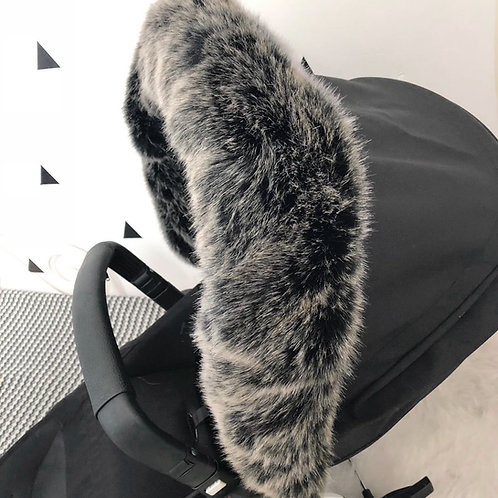 Clearance Extra Fluffy Wolf