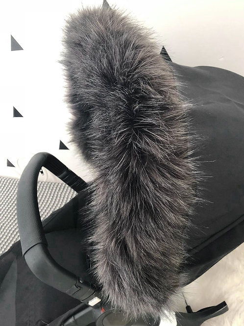 Clearance Extra Fluffy Pewter