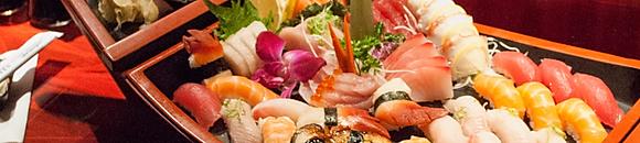 Sushi Set Menu