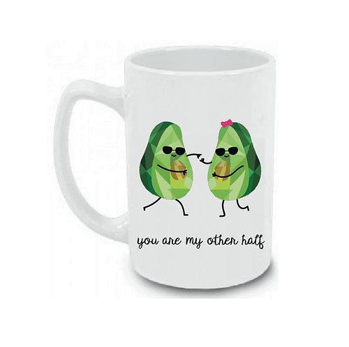 You Are My Other Half 15 oz Coffee Mug