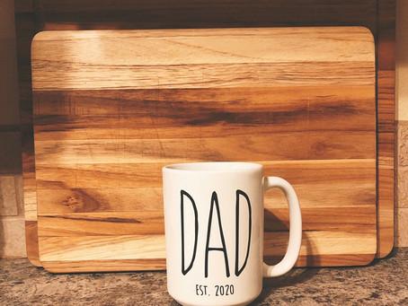 Customer Photo of our Dad Established 2020 Mug