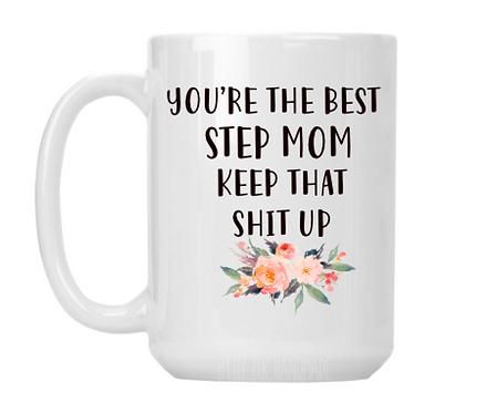 Step Mom Mug