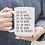 despacito mug