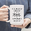 Thumbnail: Classy Sassy And Smart Assy Mug - Ceramic 15 oz Coffee Mug White Large 15 oz