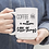 Thumbnail: Coffee And A Million Little Things 15 oz Coffee Mug