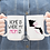 Thumbnail: Custom Home is Where Mom is Personalized State Mug