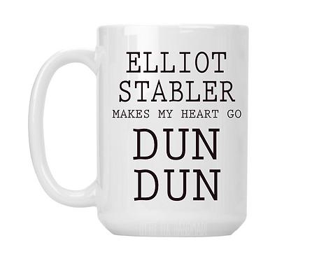 Elliot stabler coffee mug