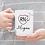 custom rn mug