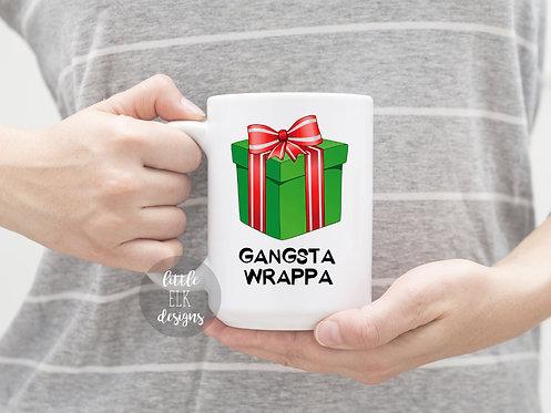 Gangsta Wrappa 15 oz Coffee Mug