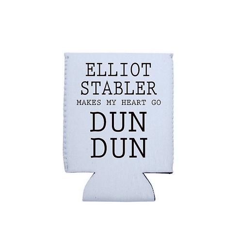 Elliot stabler law and order koozie