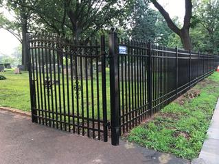 Evergreen Cemetery in Hillside, NJ