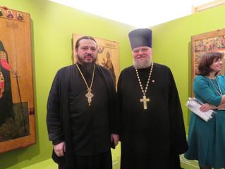 Наместник выступил на 70-летии музея древнерусской культуры и искусства имени Андрея Рублева