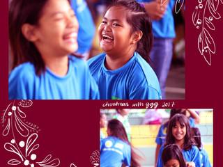 NIKE sponsors Girls Got Game, Philippines for Christmas!