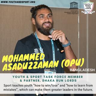 Mohammed Asaduzzaman (Opu)