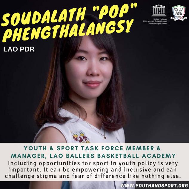Soudalalth Phengthalangsy
