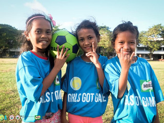 GGG Sports Camp in the Philippines for the most vulnerable!!
