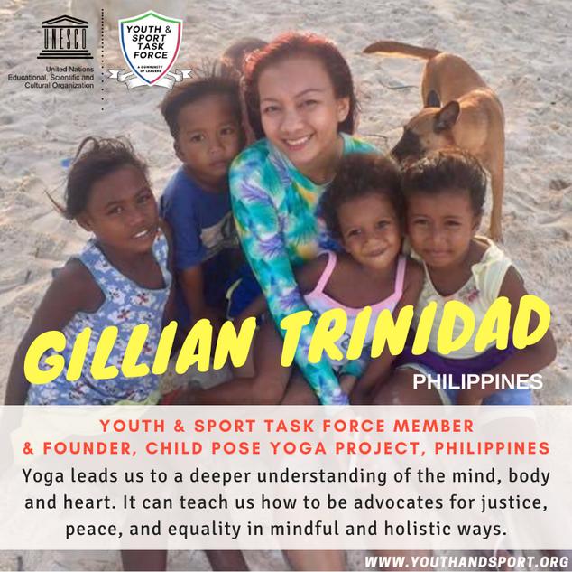 Gillian Franceska D. Trinidad