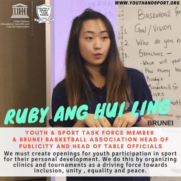Ruby Ang