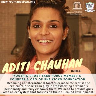 Aditi Chauhan