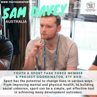 Sam Davey