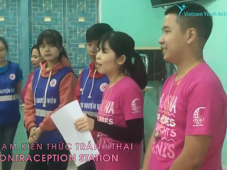 Vietnam Action for Choice hosts Youth Empowerment Festival!