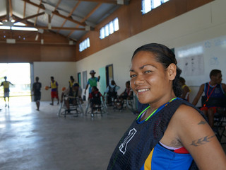Civil Society Workshop: Raising the Voice for Sport in the Pacific
