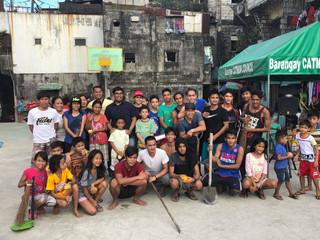 UNESCO project Transforming Cities through Sport begins in Malabon City, Manila, Philippines