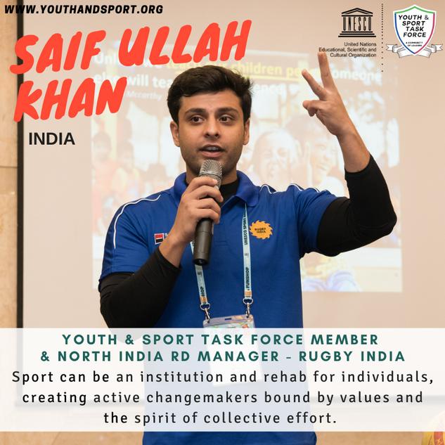 Saif Ullah Khan