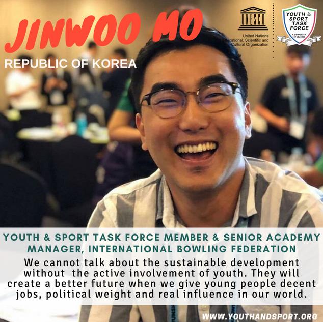 Jinwoo Mo
