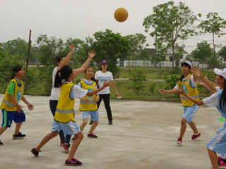 Football + Youth leadership in Thua Thien Hue province, Viet Nam!