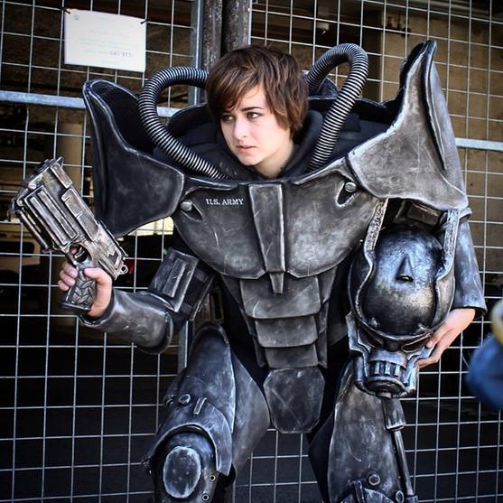 Enclave Power Armor - Fallout 3
