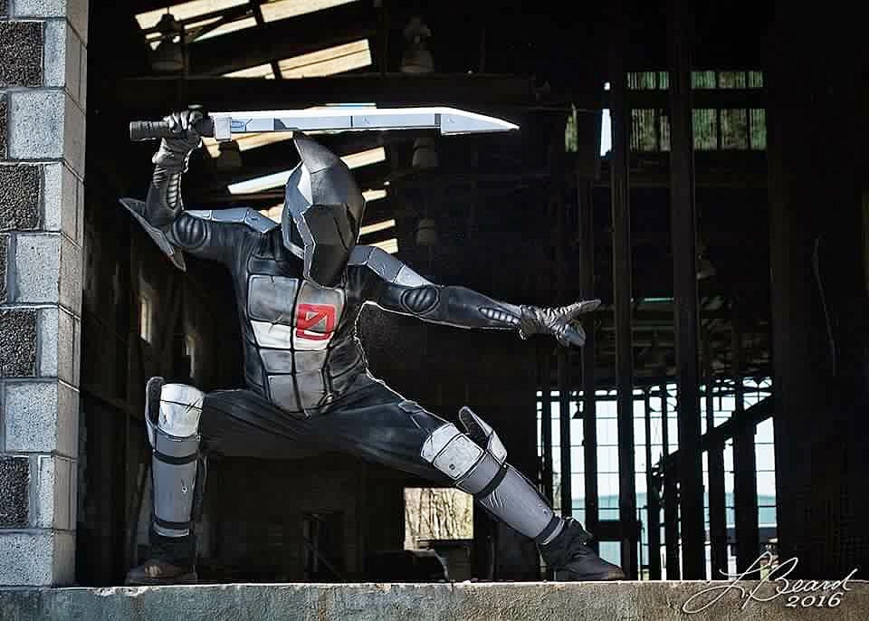 Zer0 Armor, Painkiller Cosplay