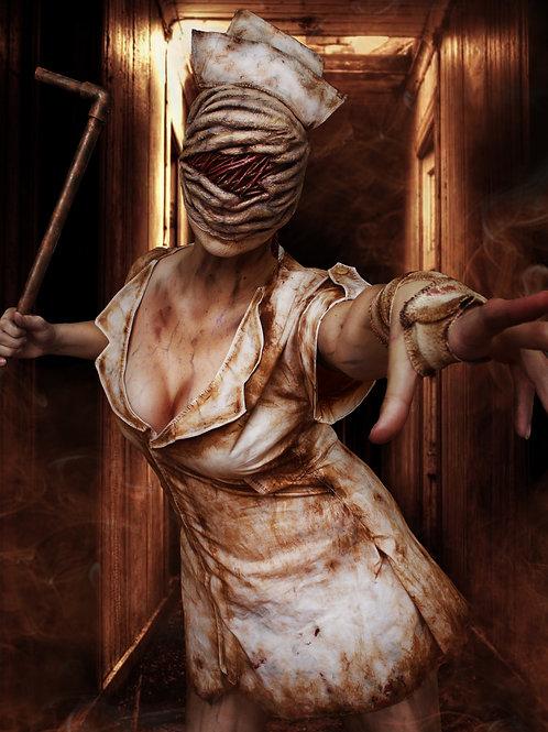 Silent Hill Print 8 x 10