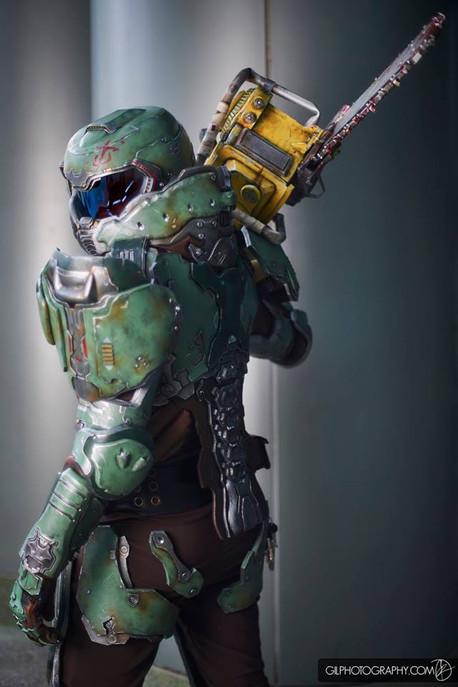 Doom Guy - Doom 2016