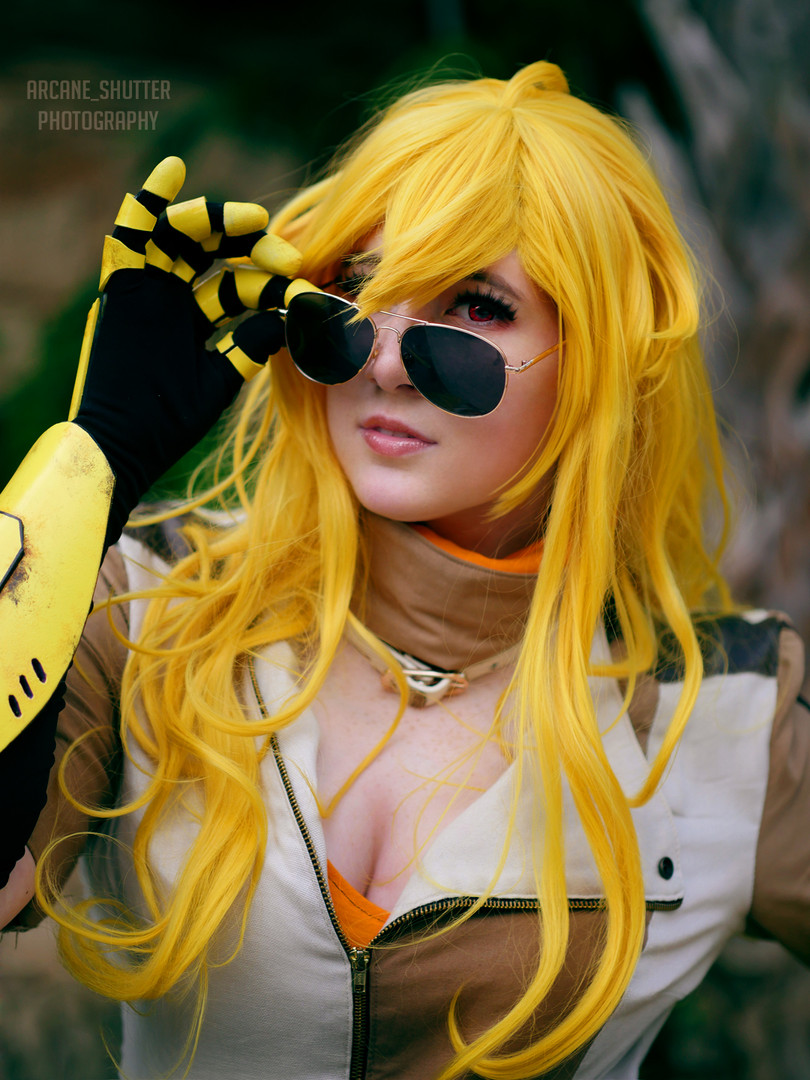 Yang Prothstitic Arm, Cactimoe Cosplay