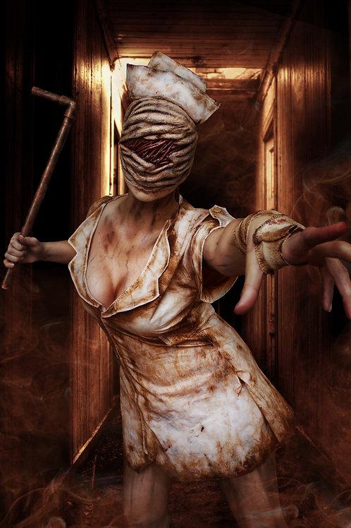 Silent Hill Print 11 x 17