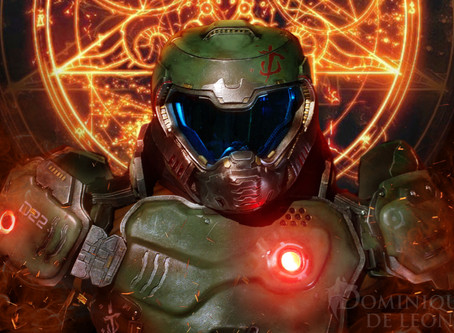 Building DoomGuy: Rip and Tear Your Hair Out