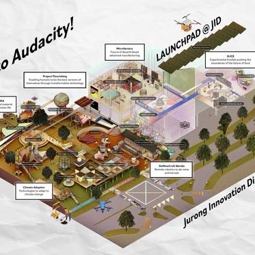 AUDACITY: Alternative Universal Design of a City