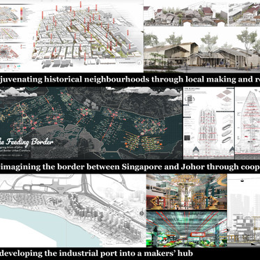 Architecture of the Sharing Culture