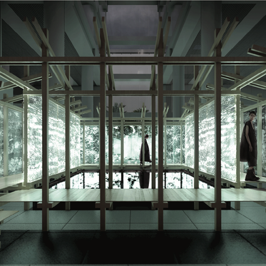 ADDP ARCHITECTS' ENTRY IS THE WINNER OF THE SIA-LES ARCHIFEST PAVILION
