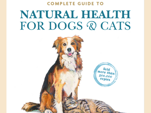 Resource: Dr. Pitcairn's Complete Guide to Natural Health for Dogs and Cats